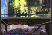 The Art of: Blade Runner