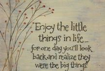 The Little Things... / by Rose Anderson