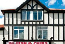 Conversion and rennovation of traditional Uxbridge Building