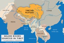 Tibet / Tibet (Roof Top of the World) is a country I would love to visit before I rest my soul.