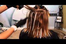 videos cabelo