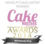Cakes Masters Award Winner