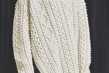 Knitting: aran