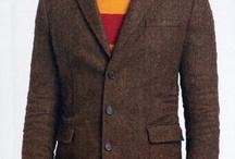 Mode Männer Kurzmantel