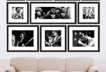 Photo Displays & Pictures
