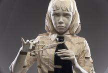sculpture/toy