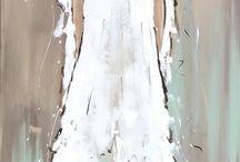 engelen schilderen