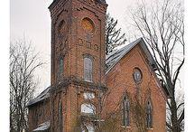 Abandoned Churches / by Mary Hejka