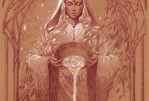 Galadriel, Lady of Lothlórien
