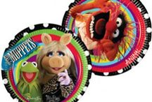 The Muppets Party Supplies / A range of The Muppets Party Supplies & Decorations ideal for children's parties