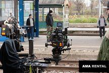 Szkoła filmowa od kuchni / Fotosy, nowinki i inne z życia krakowskiej szkoły filmowej AMA i jej studentów.