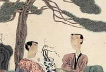 Famous Chinese and Japanese Artists