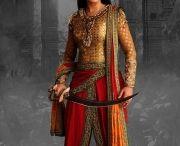 Anushka's Rudramadevi Gallery / Rudramadevi First Look Stiils, Rudramadevi First Look Release Stills