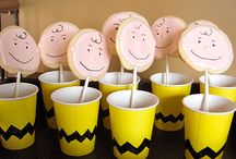 Charlie Brown / Snoopy / by Tracey Bland