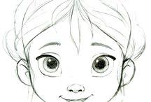 Como Dibujar Personajes De Disney