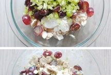 Salads / by Alyssa Howard