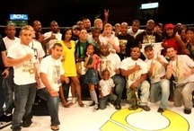 Lloyd Irvin Mixed Martial Arts Competition Team