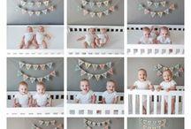 Twins round 2! H & L / by Aubrey Lettinga