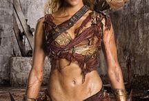 femal gladiators