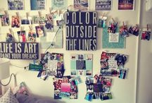 Ideas for bedroom. ❤️ / This board is about ideas on how to style my bedroom.