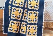 El örmesi bebek battaniyeleri