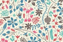 Pattern designs / Interesting patterns by other artists.