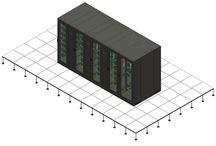Self Cooling Server Racks