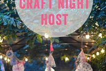 Craft event ideas