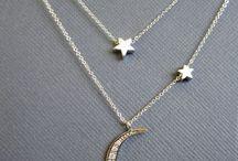 Layered necklace DIY / Layered necklace DIY