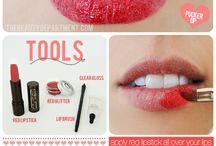Lip Love / by Flannery Good // The Fashion Tweaker