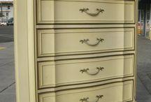 furniture redo / by Kayla Maurer