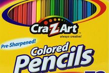 Colouring Pencils and Gelly  Colorful ,Roll Pens