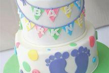 bolos de bebé