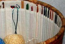 Knitting organization