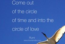 FOR THE LOVE OF RUMI