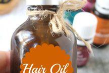 Oils for body & face & Hair