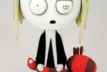 Lenore, the cute little dead girl.