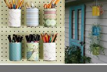 DIY Decor / Decorate your newly remodeled space with DIY decor.