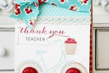 Teacher Thank Yous / by Stacey Gill