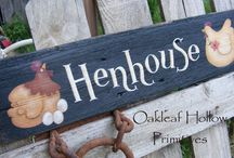 henhouse signs