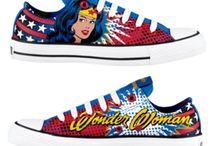 Wonder Woman / by Kaynell Peden