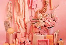 Orange - Pink - Copper