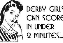 Roller Derby Funny