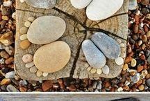 garden art /   / by Kim Cilley