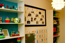 Playroom / by Diana Allen
