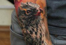 realistic & volumetric tattoo