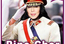 Dittatori a 5 stelle / I colleghi meno noti di Pino Chet