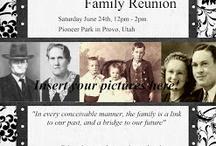 Party Ideas-Family Reunion