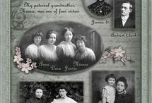 Scrapbooking - old photos