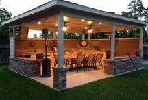 Outdoor dining kitchen Master Bedroom